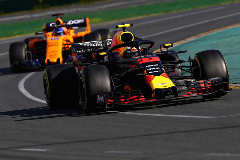 Fernando Alonso backs McLaren to challenge for constructors' championship
