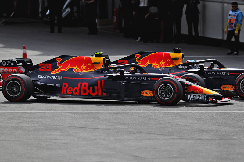 F1: Red Bull drivers must apologise to team, says Christian Horner