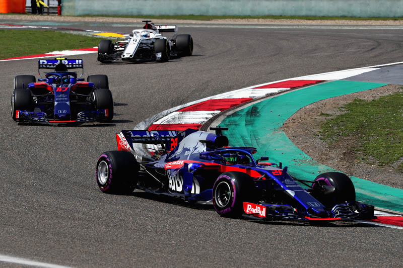 Formula One: Miscommunication to blame for Toro Rosso collision