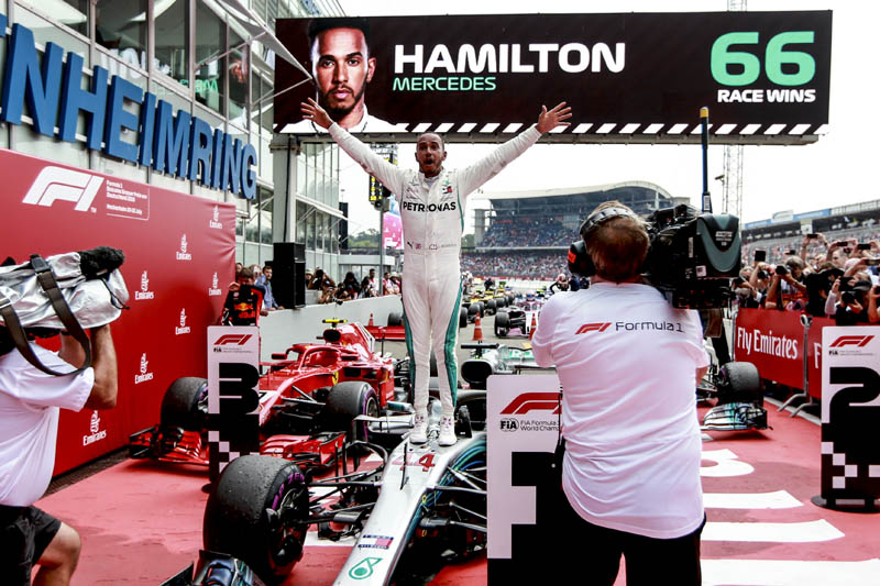 Points lead a dream admits Hamilton