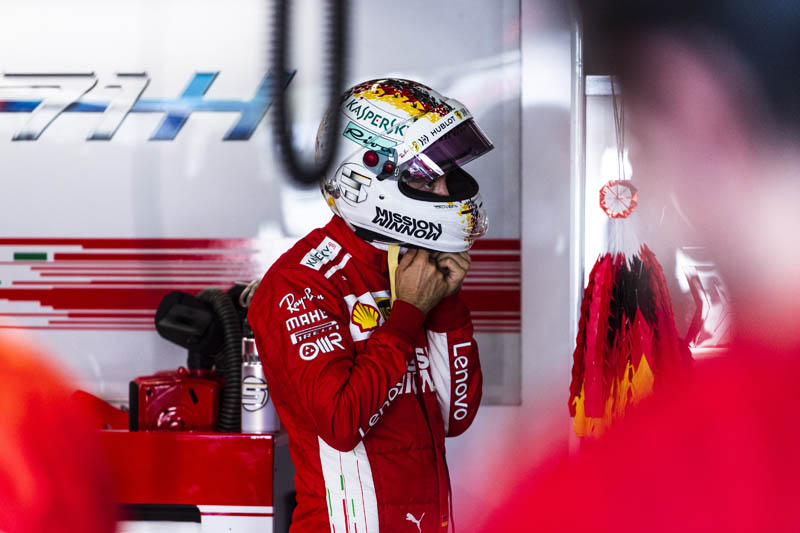 Lewis Hamilton: 'Media need to show Sebastian Vettel more respect'