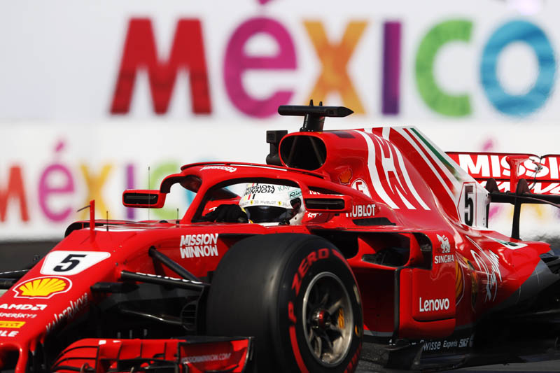 Hamilton wins F1 title, Verstappen wins Mexican Grand Prix
