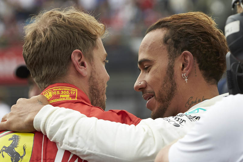Lewis Hamilton says Fernando Alonso's decision cost him more titles