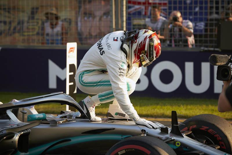 Australian GP: Qualifying team notes - Mercedes - Pitpass com