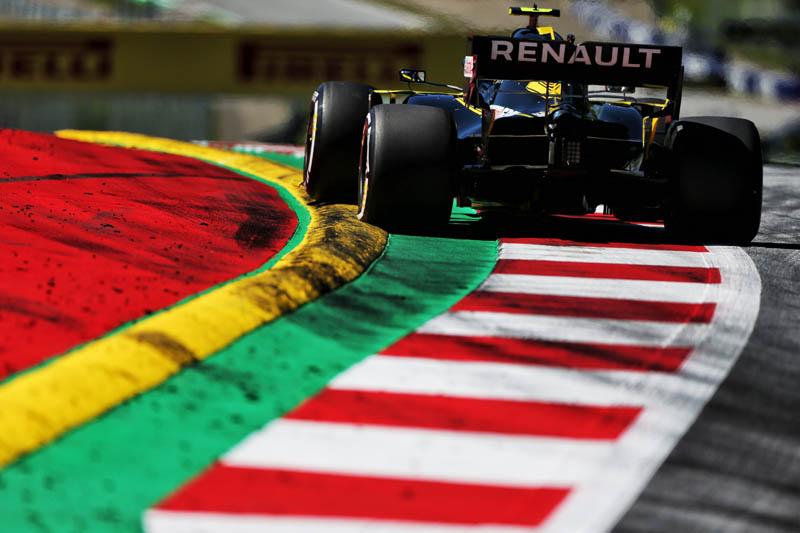 Hulkenberg lands grid penalty for Renault engine change