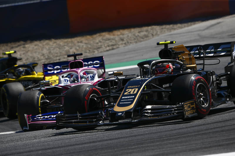 Austrian GP: Race team notes - Haas - Pitpass com