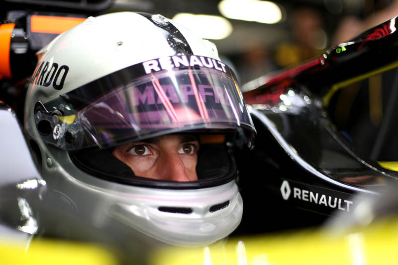 Renault duo keen to make up for frustration in China
