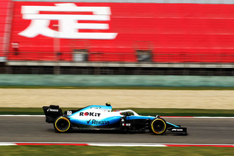 Formula One in talks over second China GP, road race on cards