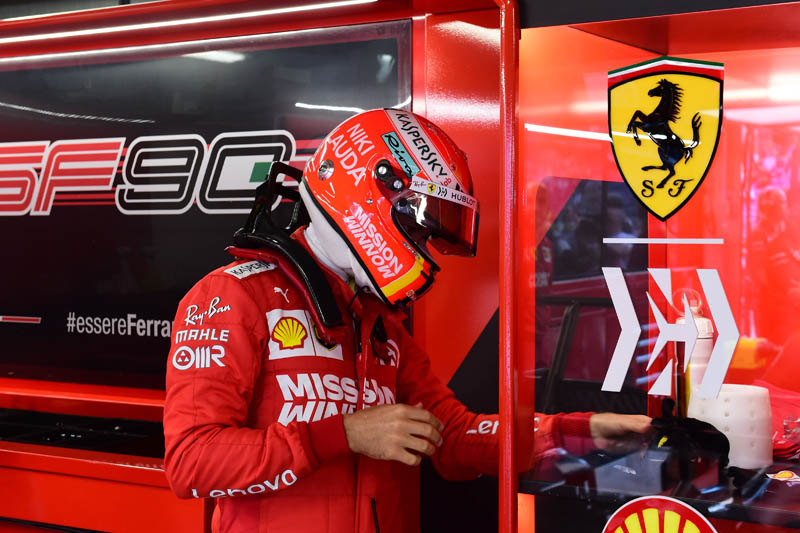 Ferrari F1 driver Charles Leclerc ready to take some risks in Monaco