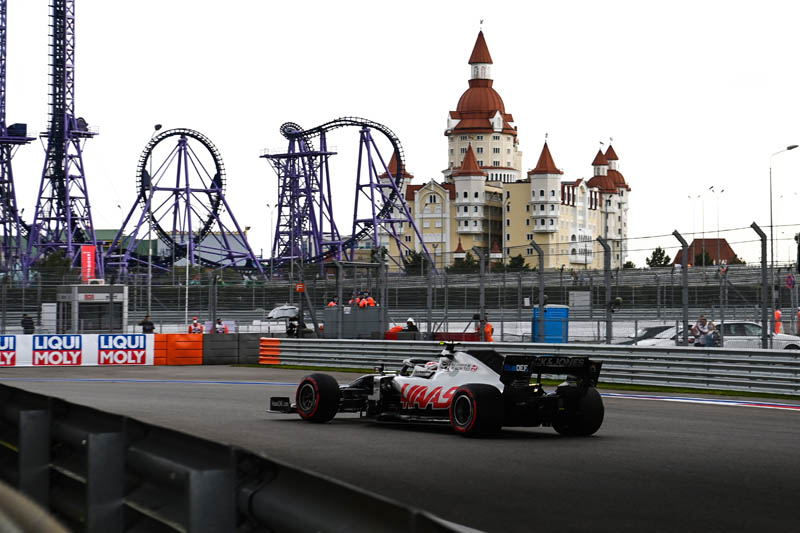 Russian Gp Qualifying Team Notes Haas Pitpass Com