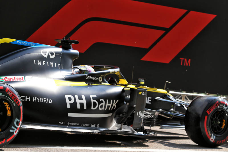 Russian Gp Qualifying Team Notes Renault Pitpass Com