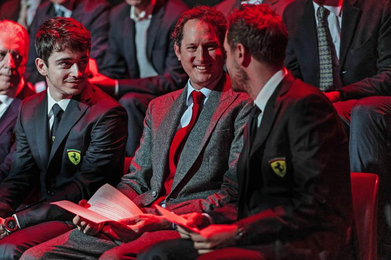 Ferrari unveil new Formula One car for new era