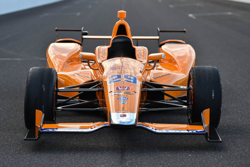 Alonso's Indy 500 car will go to his museum