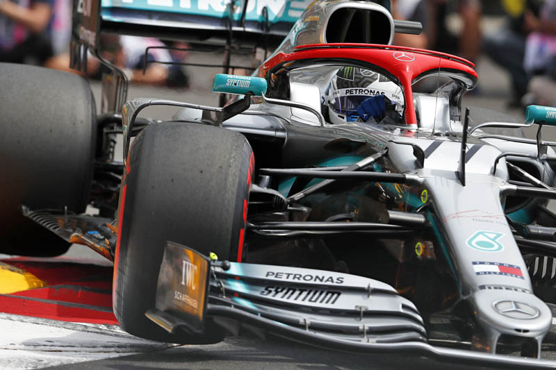 Technical Insight The Suspension Of An F1 Car Pitpass Com