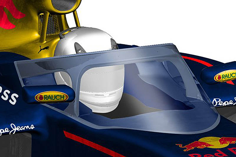 The canopy will undergo extensive study in the coming months with a view to increasing Formula Oneu0027s collective knowledge in this field of safety research. & Red Bull reveals canopy concept - Pitpass.com