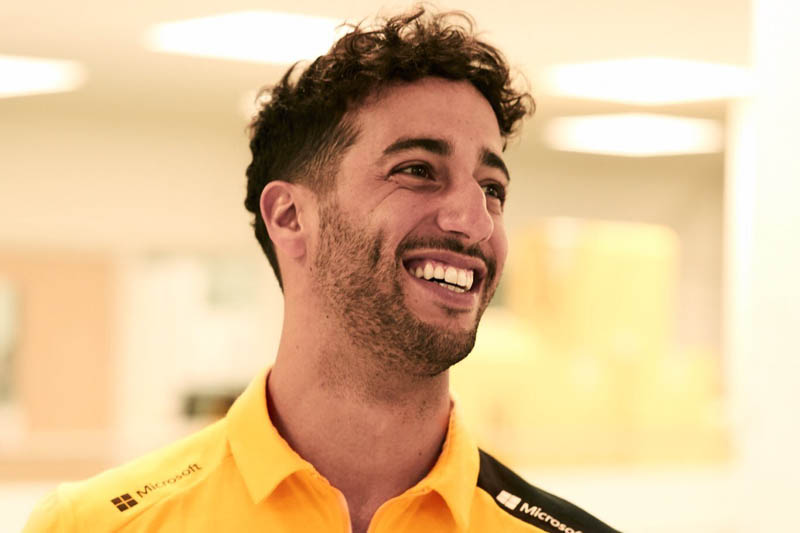 'Losing their mind': Daniel Ricciardo's big swipe at Max Verstappen