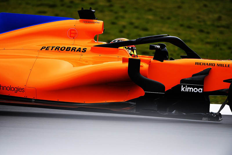 McLaren endure woeful day of testing