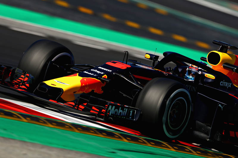 F1 Pre-Season Testing 2018: Friday Times and Analysis from Barcelona