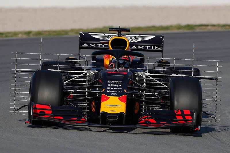 Verstappen wants more mechanical grip - Pitpass com