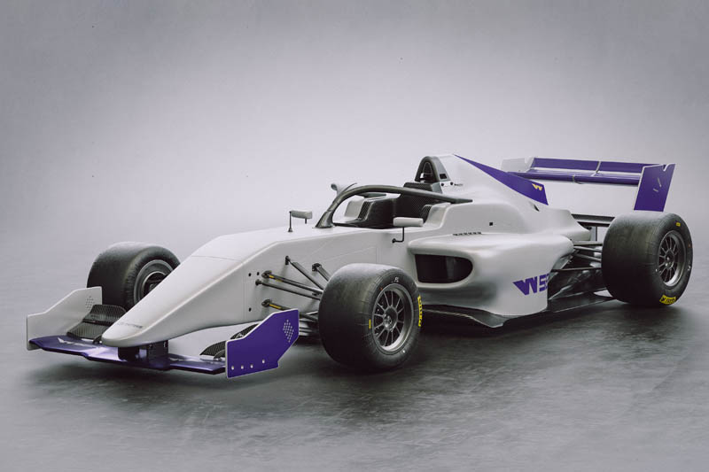 W Series launched in bid to help promote female F1 drivers class=